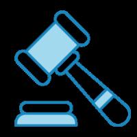 Icon Strafen Datenschutzgrundverordnun DSGVO - Ulm Datenschutz
